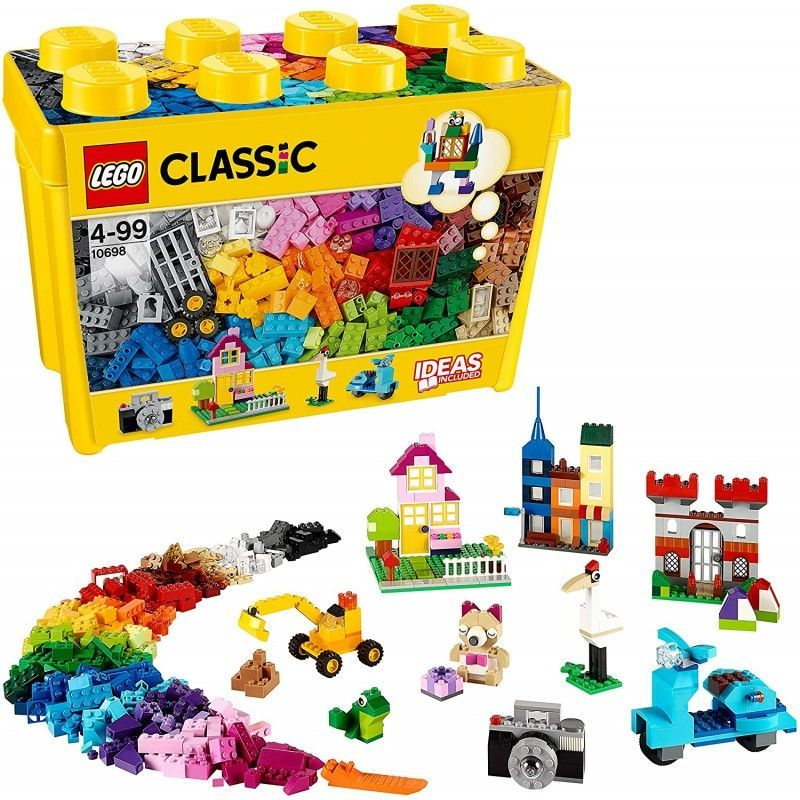 LEGO CAJA DE LADRILLOS...