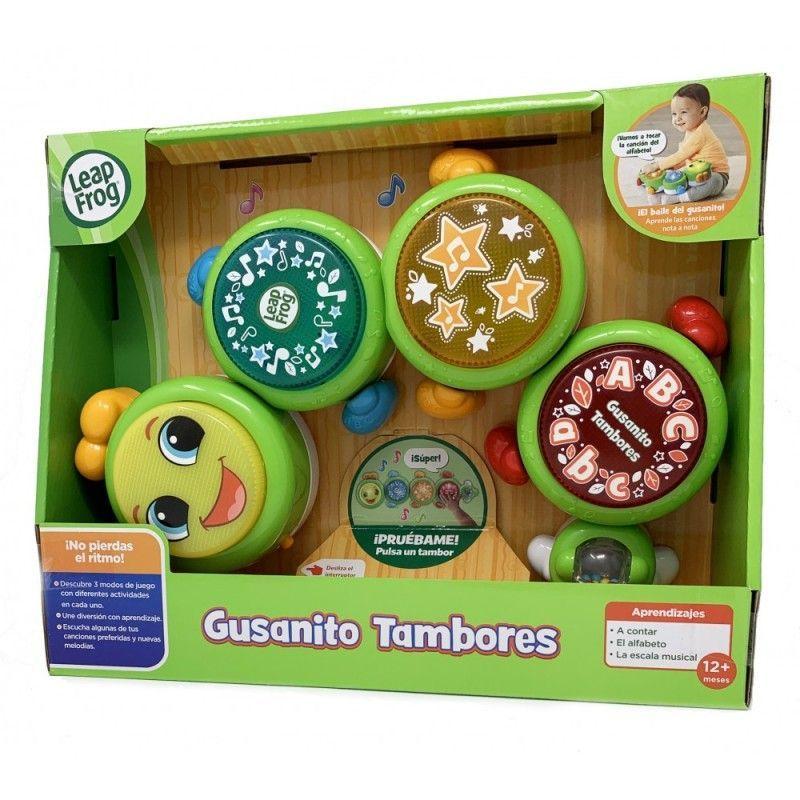GUSANITO TAMBORES