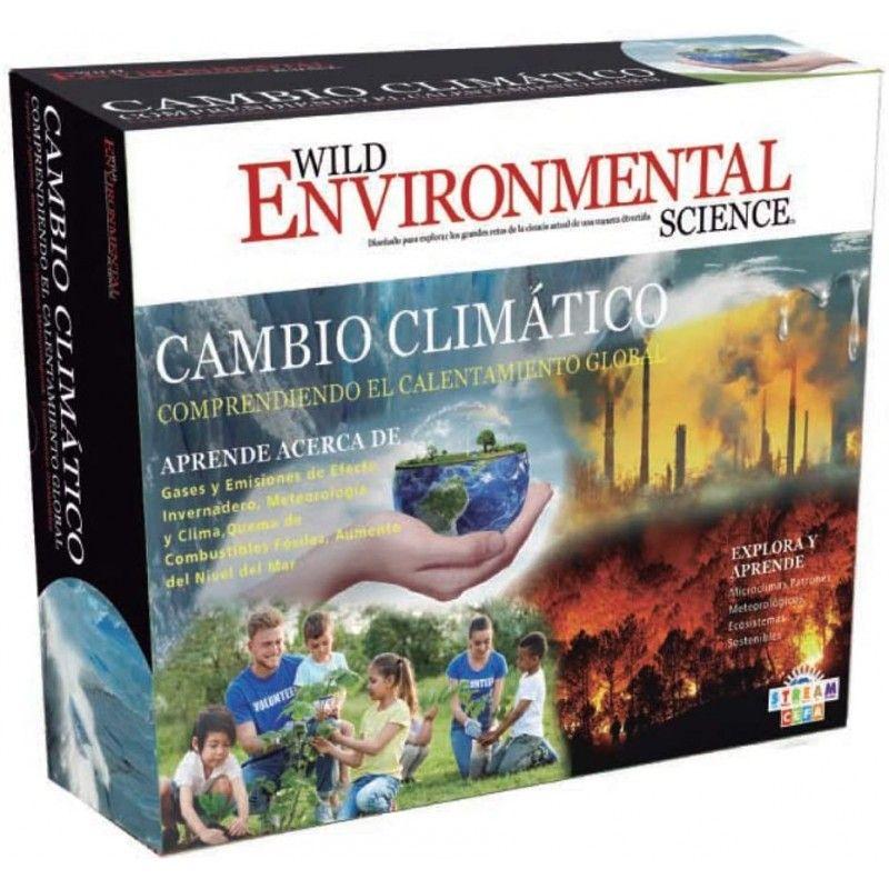 ESTUDIO CAMBIO CLIMATICO