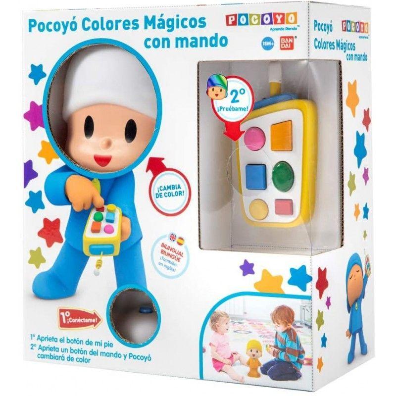 POCOYO COLORES MAGICOS CON...