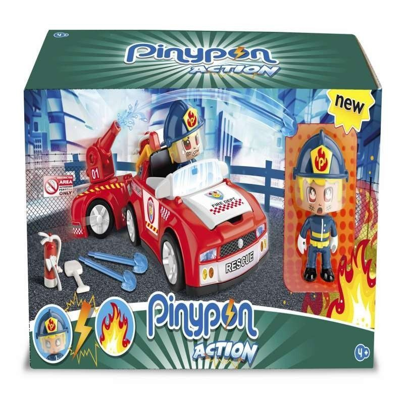 PINYPON ACTION VEHICULO...