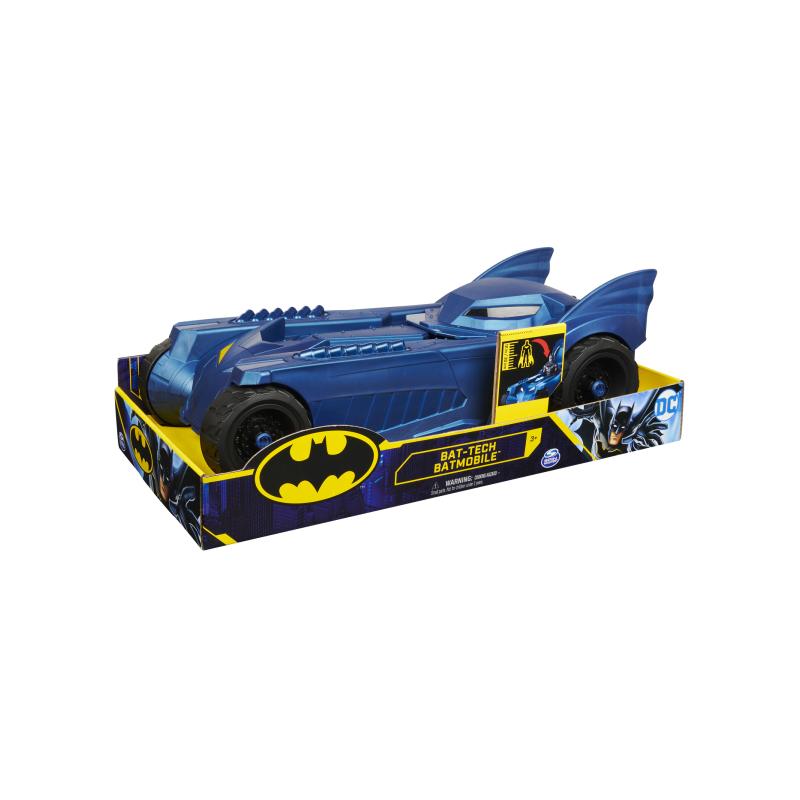 BATMOVIL BATMAN BAT TECH DC...