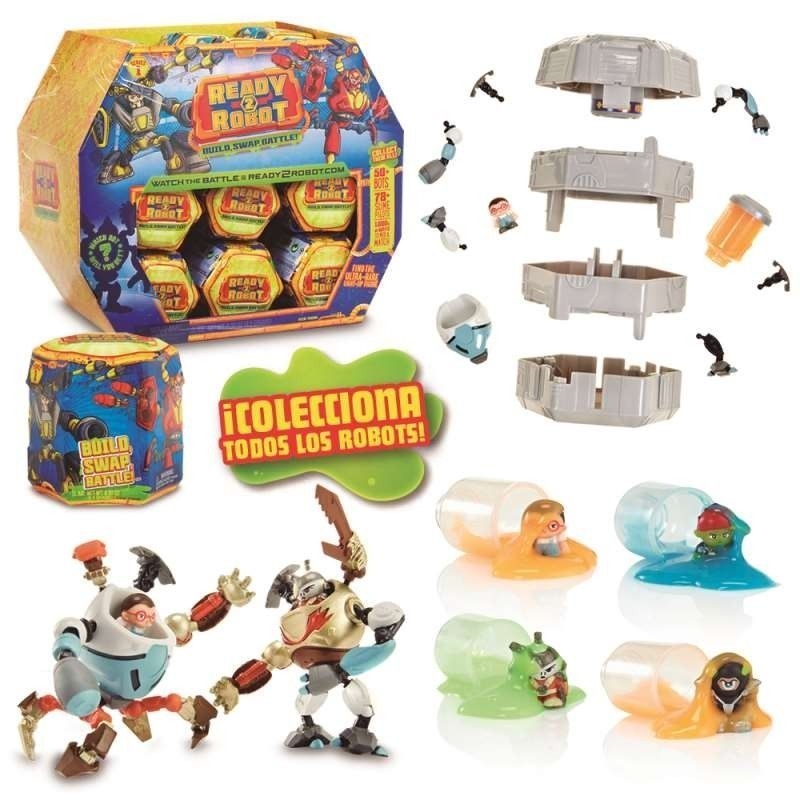 R2R  S1  DISPLAY 18 CAPSULAS