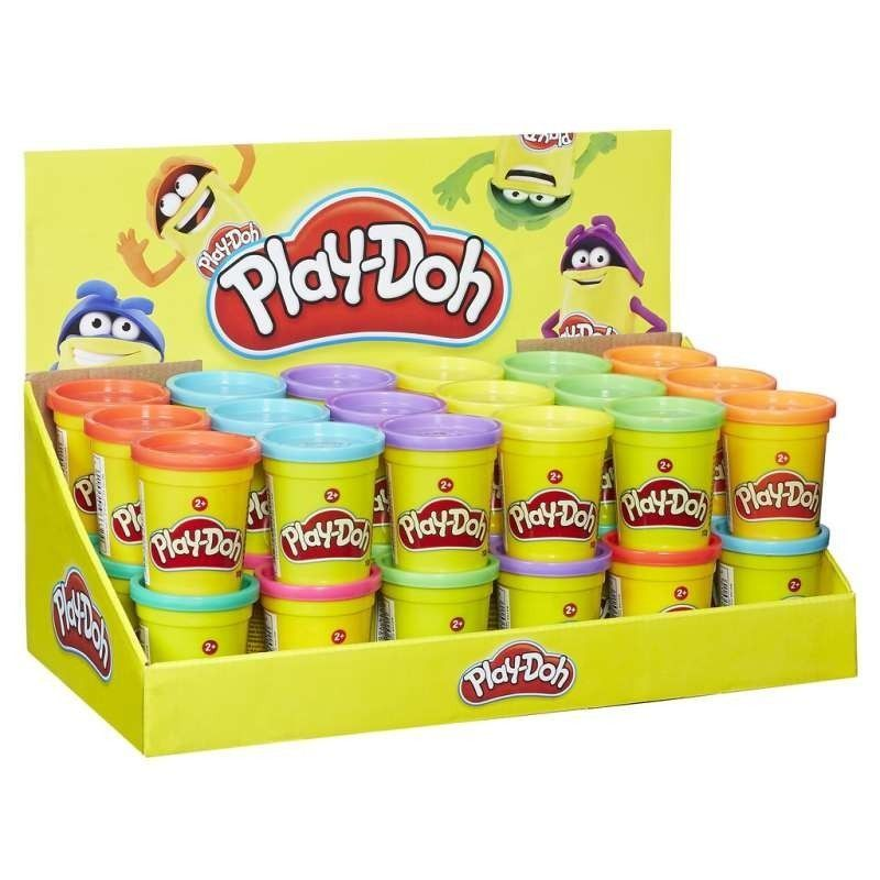 BOTES SIMPLES PLAYDOH