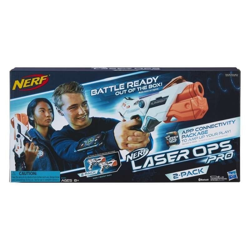 NERF LASER OPS ALPHAPOINT  2