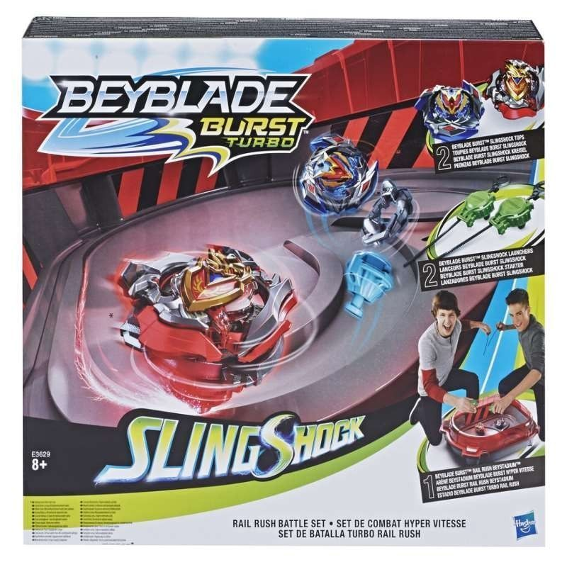 BEYBLADE ESTADIO CYCLONE