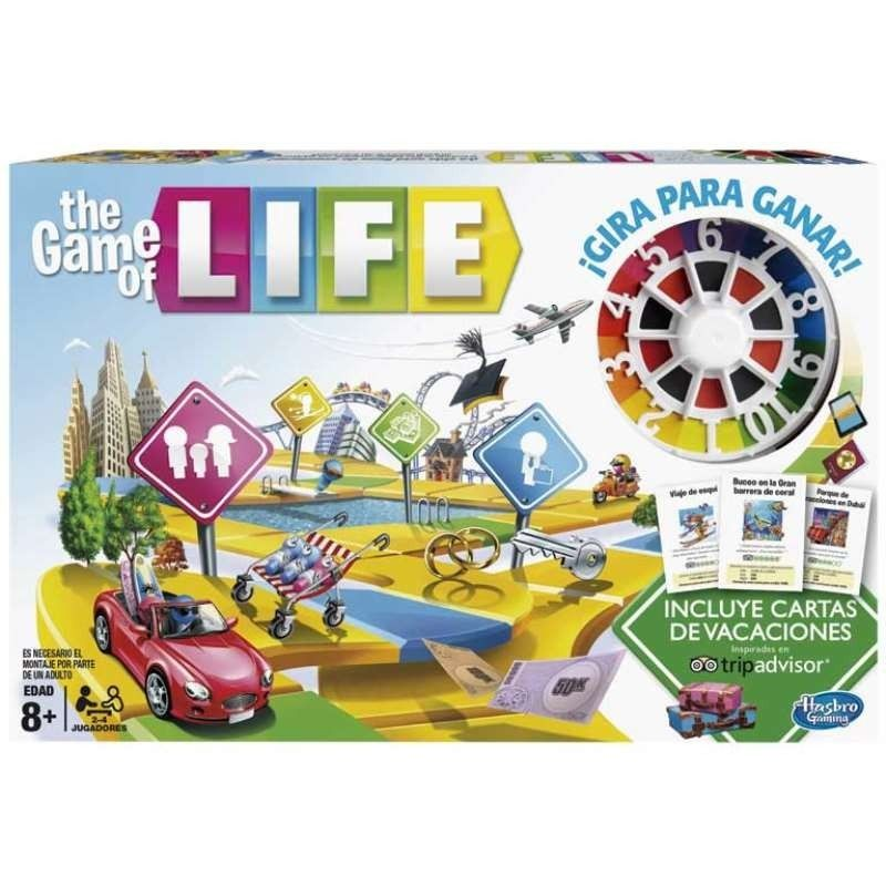 GAME OF LIFE (VERSION  2018)