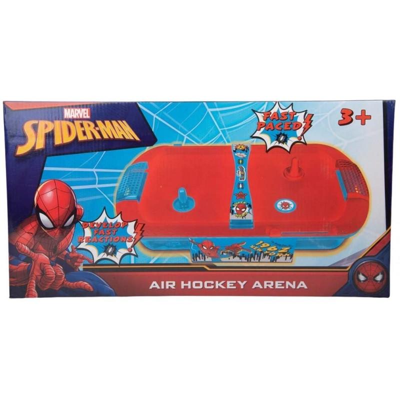 AIR HOCKEY DE SPIDERMAN...