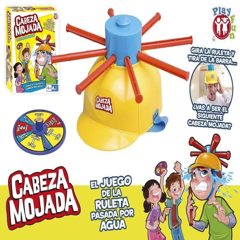 CABEZA  MOJADA  EXPOSITOR...